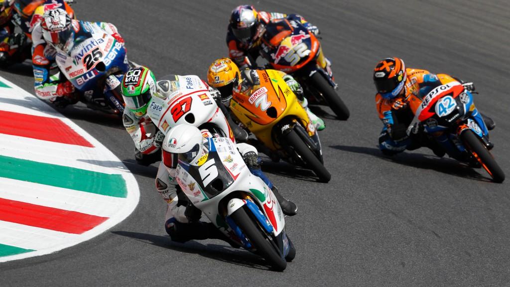 Moto3, Mugello RAC