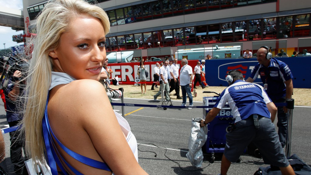 Paddock Girl, Gran Premio D´Italia