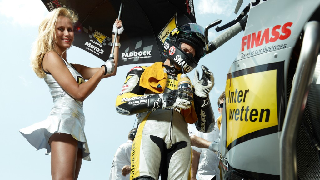 Thomas Luthi, Interwetten-Paddock, Mugello RAC- © Copyright Alex Chailan & David Piolé