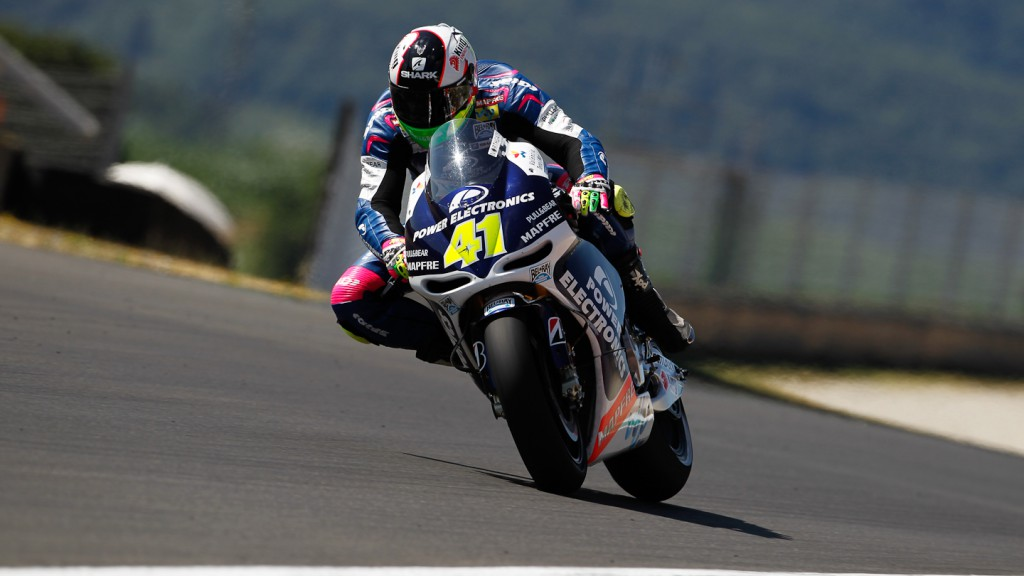 Aleix Espargaro, Power Electronics Aspar, Mugello Test