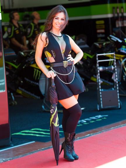 Paddock Girl, Gran Premio D`Italia TIM