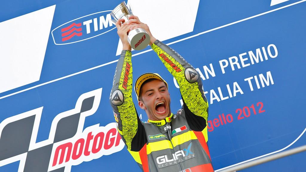 Andrea Iannone, Speed Master, Mugello RAC