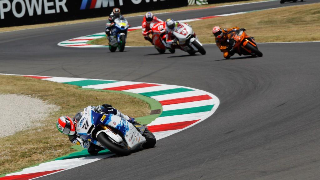 Claudio Corti, Italtrans Racing Team, Mugello RAC