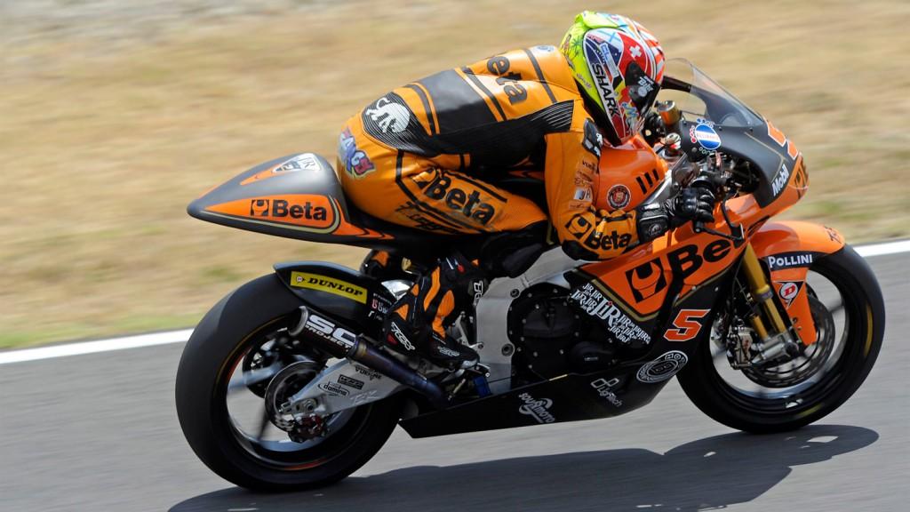Johann Zarco, JiR Moto2, Mugello RAC