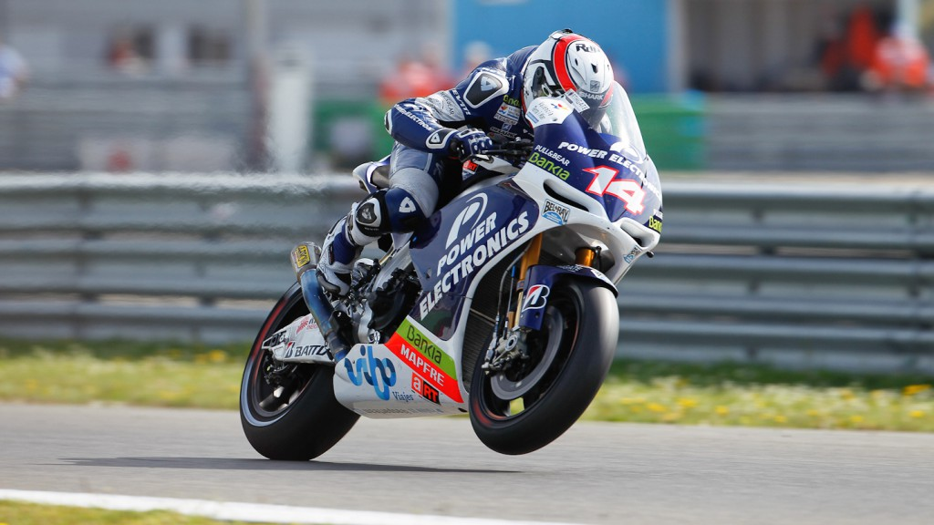Randy de Puniet, Power Electronics Aspar