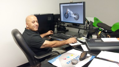 Attack Performance's Richard Stanboli designing his CRT dream