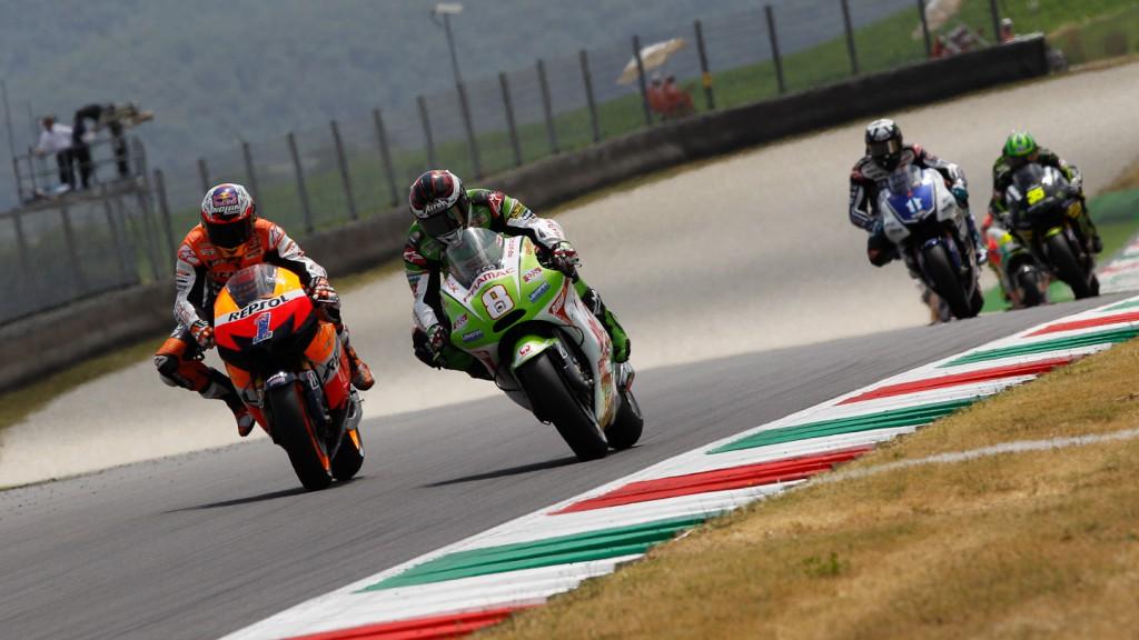 MotoGP, Mugello RAC