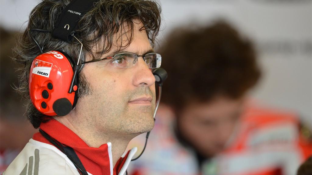 Filippo Preziosi, Ducati Corse General and Technical Director