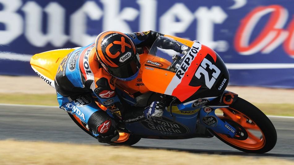 Alex Marquez, Monlau Competicion, QP CEV Albacete1 2012