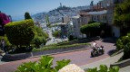 Stefan Bradl, Red Bull Filming in San Francisco
