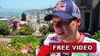 Bradl introduces himself to American fans
