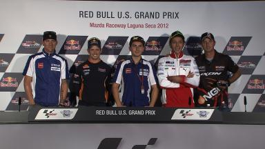 Red Bull USGP Pre-Event Press Conference