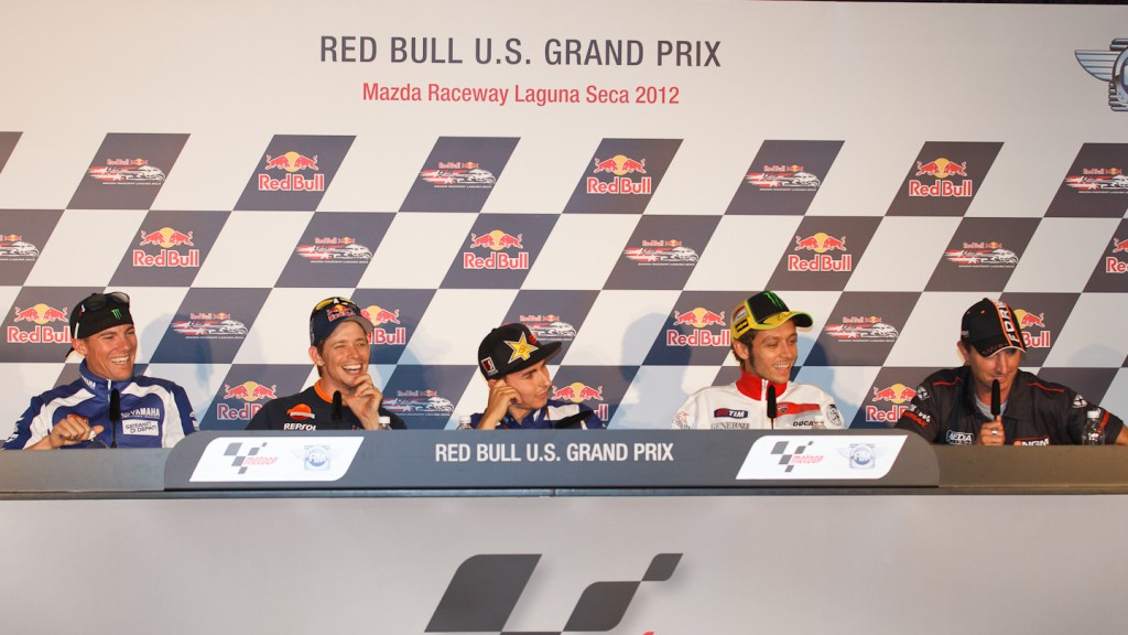 Red Bull U.S. Grand Prix Press Conference