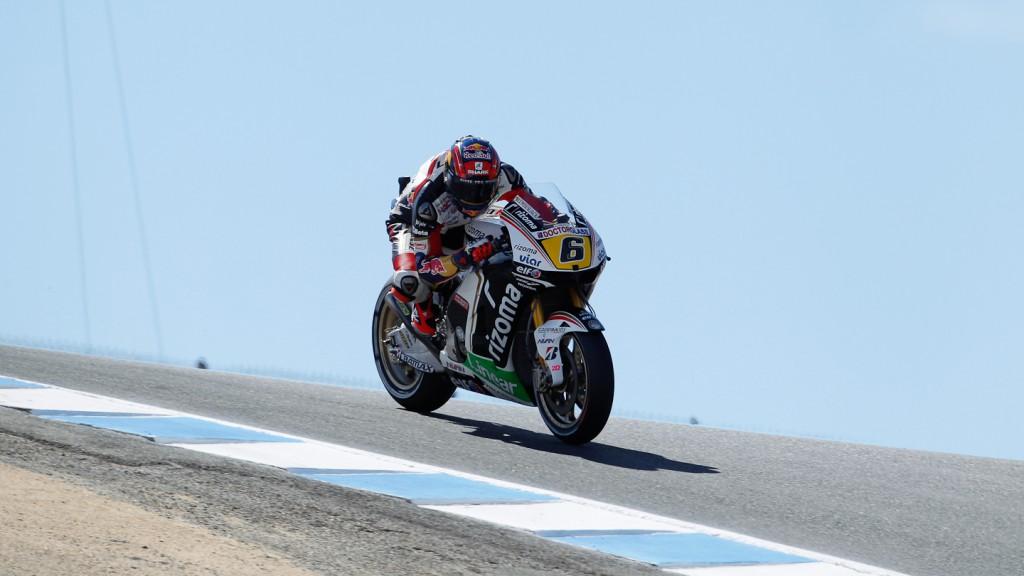 Stefan Bradl, LCR Honda MotoGP, Laguna Seca FP1