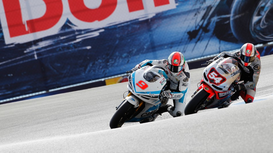 Danilo Petrucci, Came IodaRacing Project, Laguna Seca FP2
