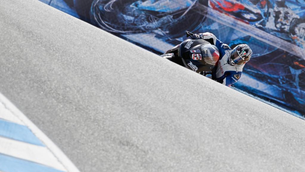 Steve Rapp, Attack Performance, Laguna Seca FP2