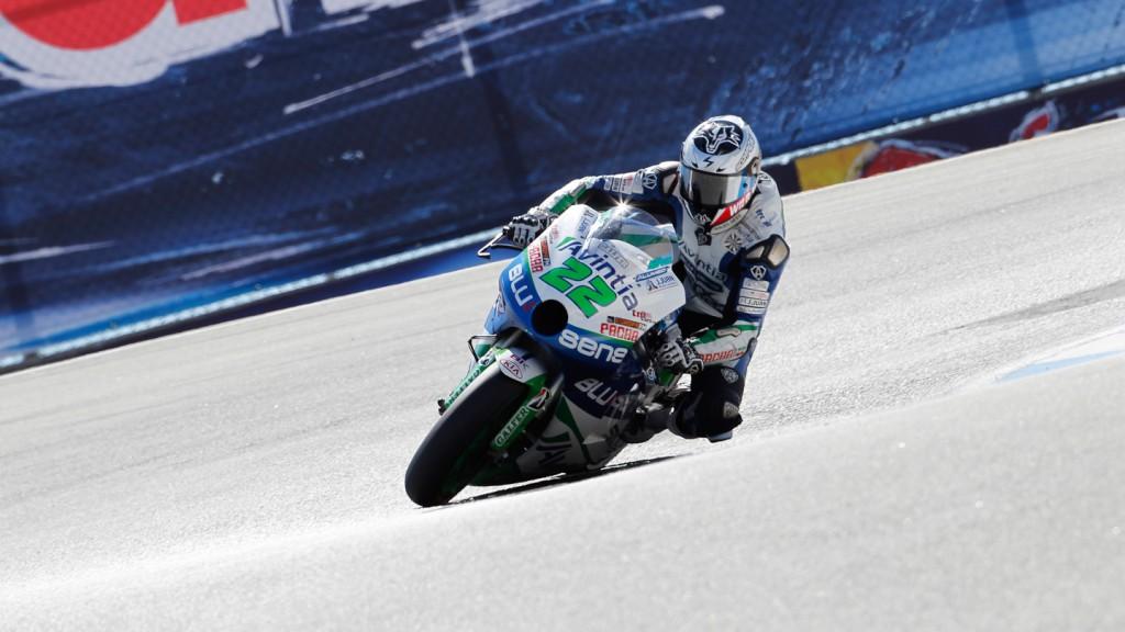 Ivan Silva, Avintia Blusens, Laguna Seca FP2