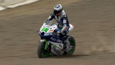 Laguna Seca 2012 - MotoGP - FP3 - Action - Ivan Silva