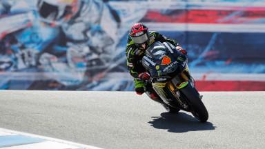Andrea Dovizioso, Monster Yamaha Tech 3, Laguna Seca QP