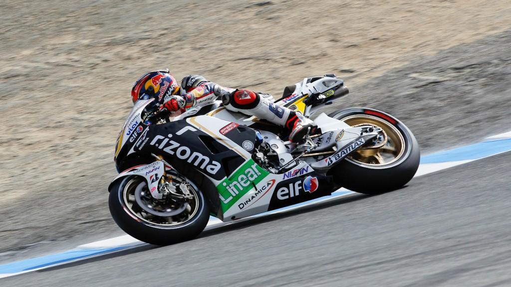 Stefan Bradl, LCR Honda MotoQP, Laguna Seca QP