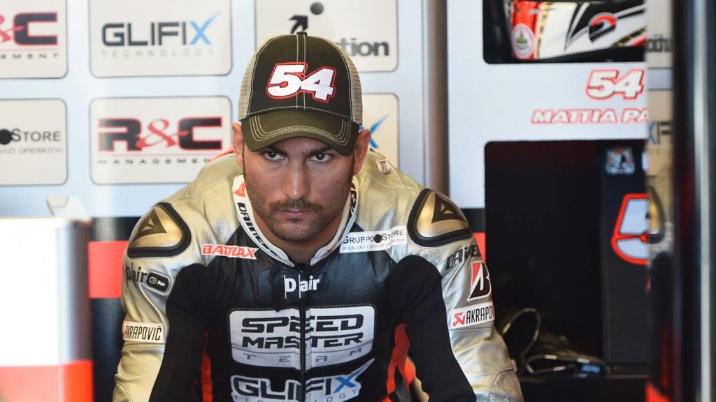 Mattia Pasini, Speed Master, Laguna Seca FP3