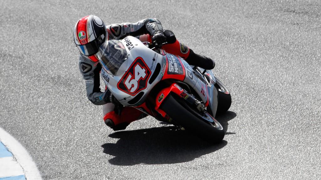 Mattia Pasini, Speed Master, Laguna Seca QP