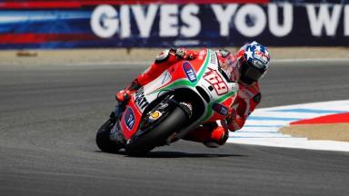 Nicky Hayden, Ducati Team, Laguna Seca FP2