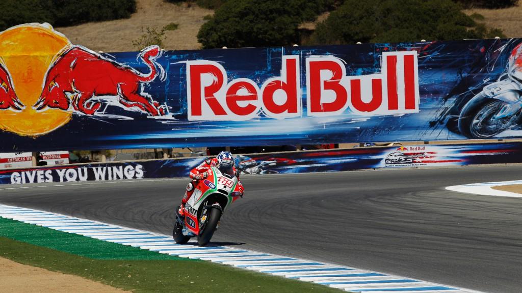 Nicky Hayden, Ducati Team, laguna Seca QP