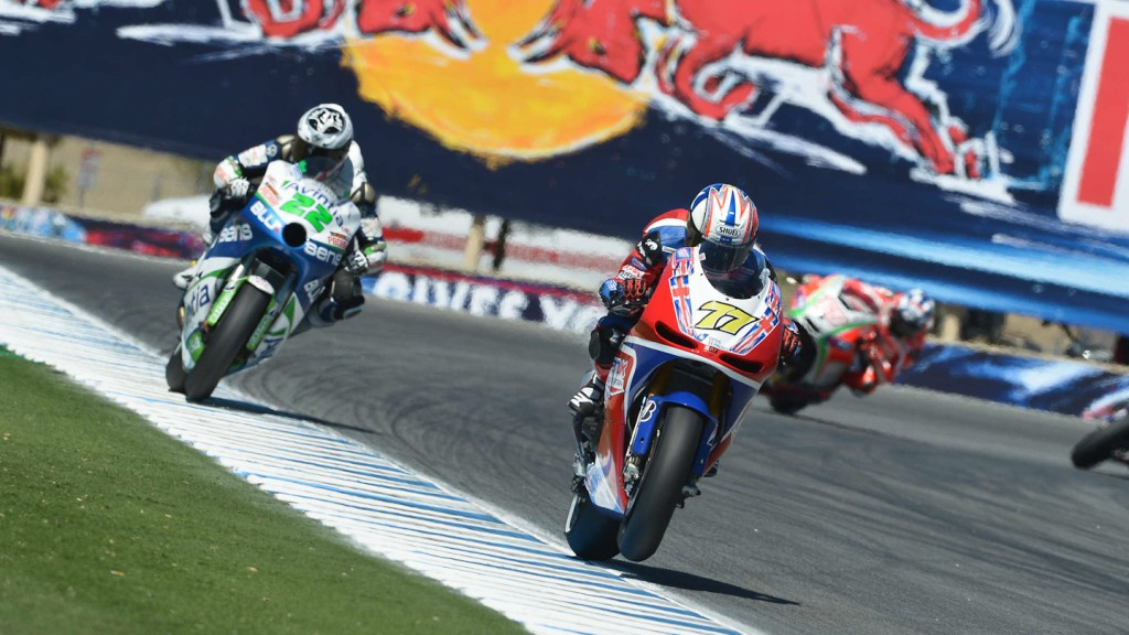 James Ellison, Paul Bird Motorsport, Laguna Seca QP