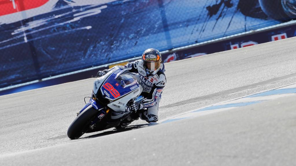 Jorge Lorenzo, Yamaha Factory Racing, Laguna Seca QP
