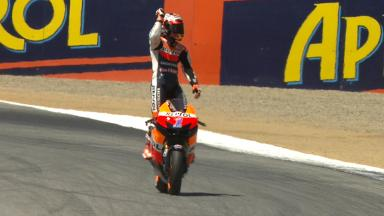 Laguna Seca 2012 - MotoGP - Race - Highlights