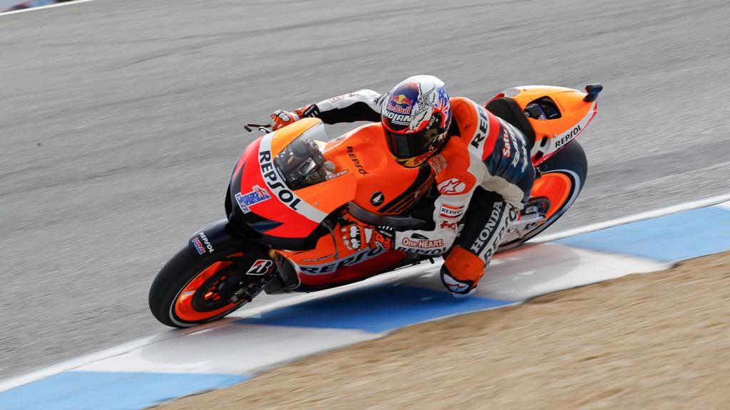 Casey Stoner, Repsol Honda Team, Laguna Seca WUP