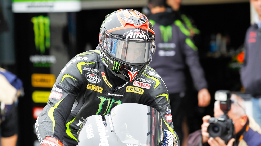 Andrea Dovizioso, Monster Yamaha Tech 3, Laguna Seca WUP