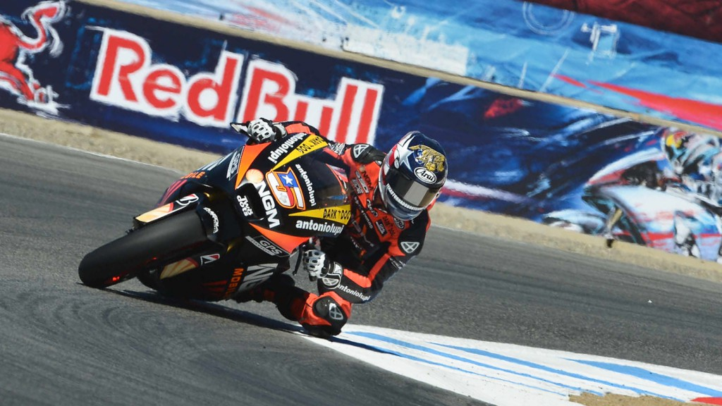 Colin Edwards, NGM Mobile Forward Racing, Laguna Seca RAC
