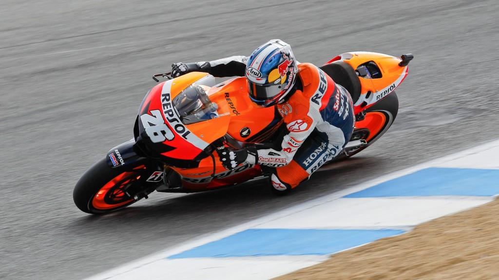 Dani Pedrosa, Repsol Honda Team, Laguna Seca WUP