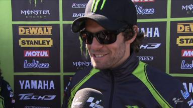 Crutchlow content with fifth