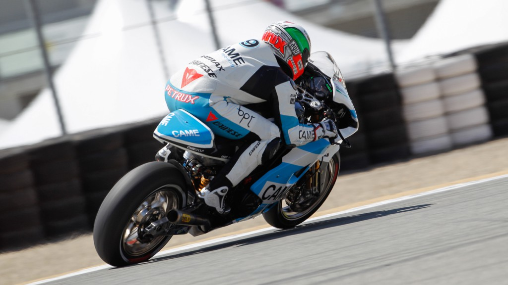 Danilo Petrucci, Came IodaRacing Project, Laguna Seca RAC