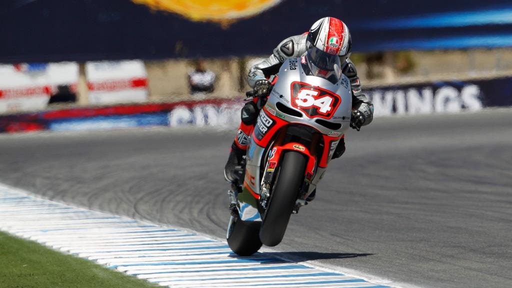 Mattia Pasini, Speed Master, Laguna Seca RAC