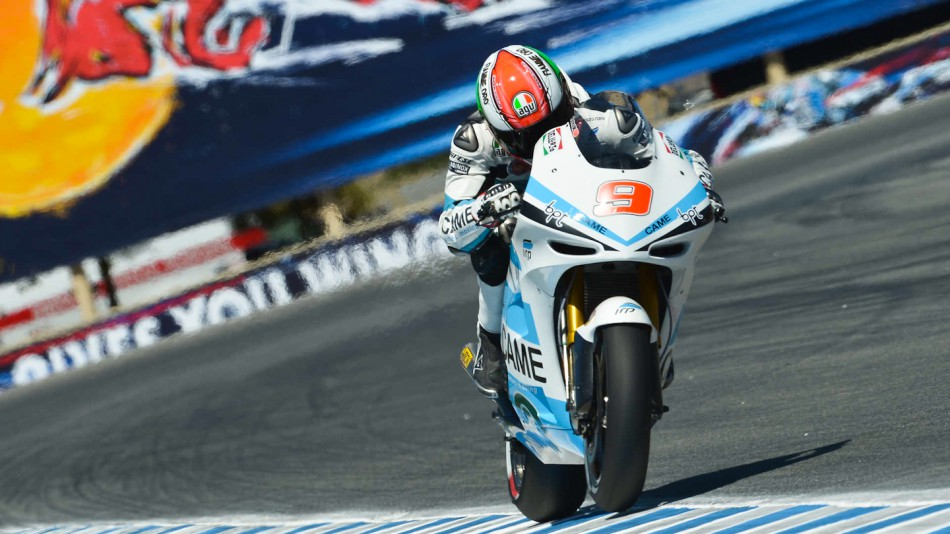 Danilo Petrucci, Came IodaRacing Project, Laguna Seca