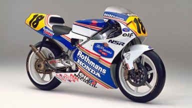 1993 Honda NSR250