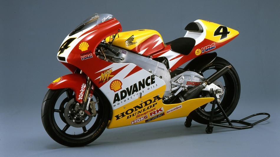 motogp.com · 1999 Honda NSR250