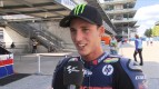 Espargaró happy with strong start