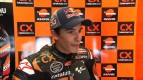 Márquez confident after first day