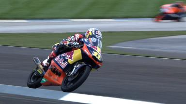 Indianapolis 2012 - Moto3 - FP2 - Highlights