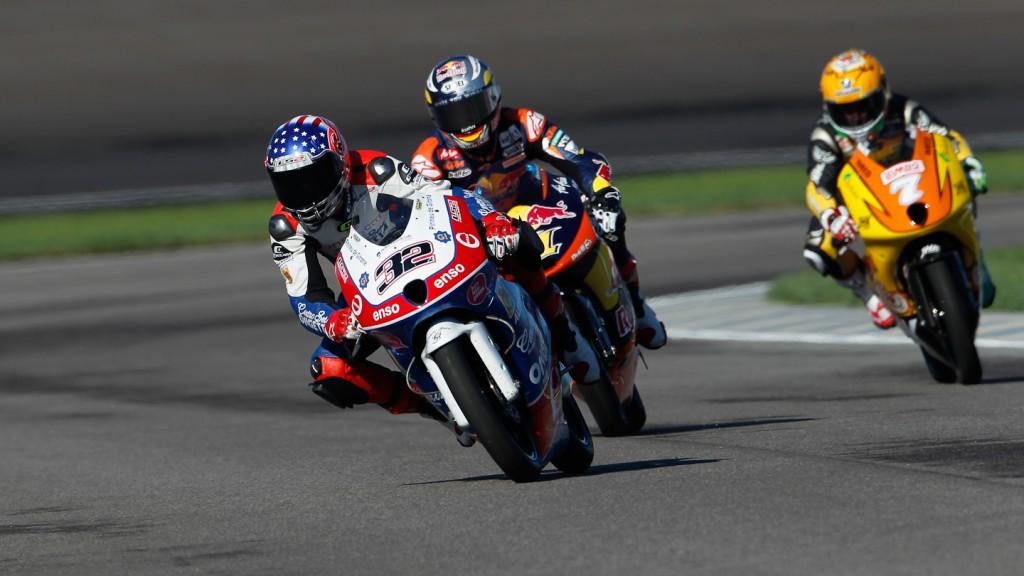 Isaac Viñales, Ongetta-Centro Seta, Indianapolis FP1