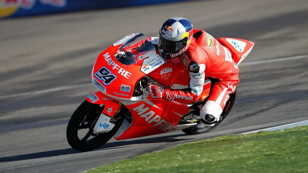 Jonas Folger, Mapfre Aspar Team Moto3, Indianapolis FP1