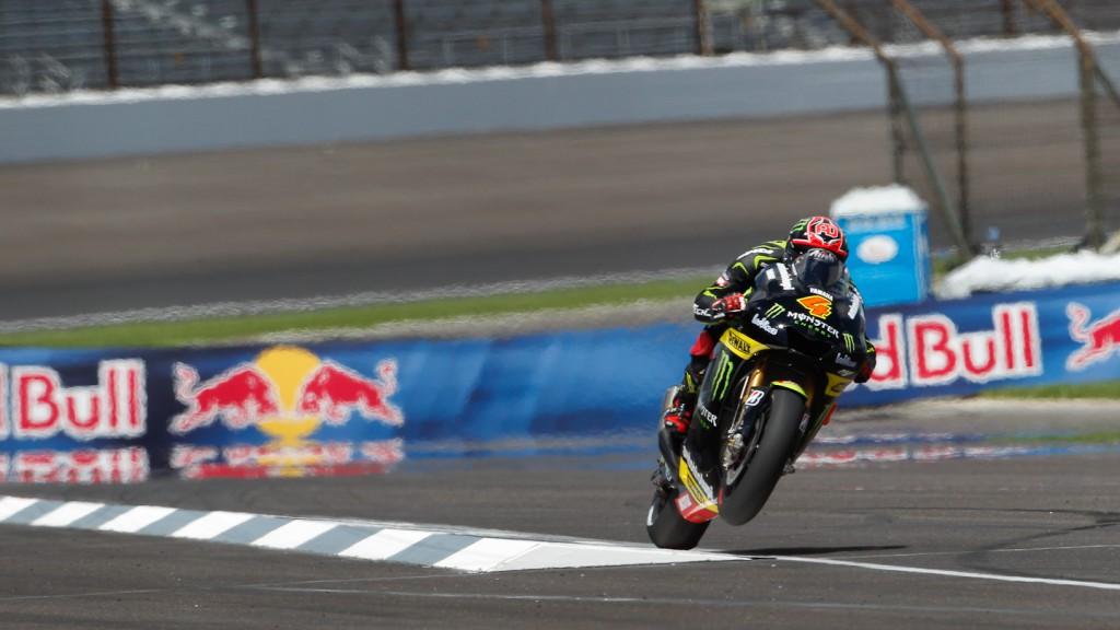 Andrea Dovizioso, Monster Yamaha Tech 3, Indianapolis FP2