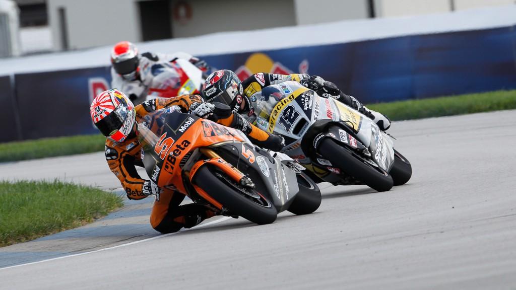 Moto2 Indianapolis FP2