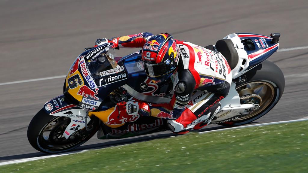 Stefan Bradl, LCR Honda MotoGP, Indianapolis FP1