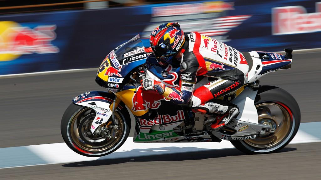 Stefan Bradl, LCR Honda MotoGP, Indianapolis FP2